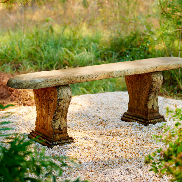Unique Stone - Benches Seats
