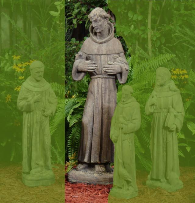 14005 Italian Saint Francis