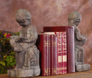 23000 Knowledge Bookends - Pair