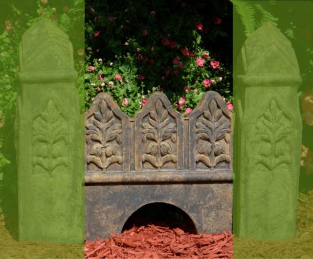 36001 English Garden Fence