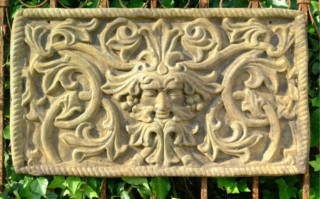 38000 Green Man Frieze