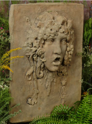 38003 Demeter Wall Plaque