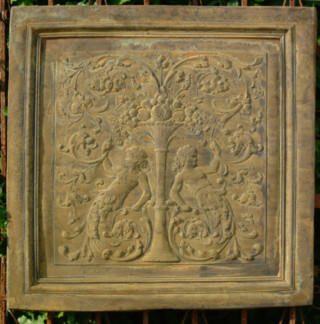 38012 Garden of Eden Plaque