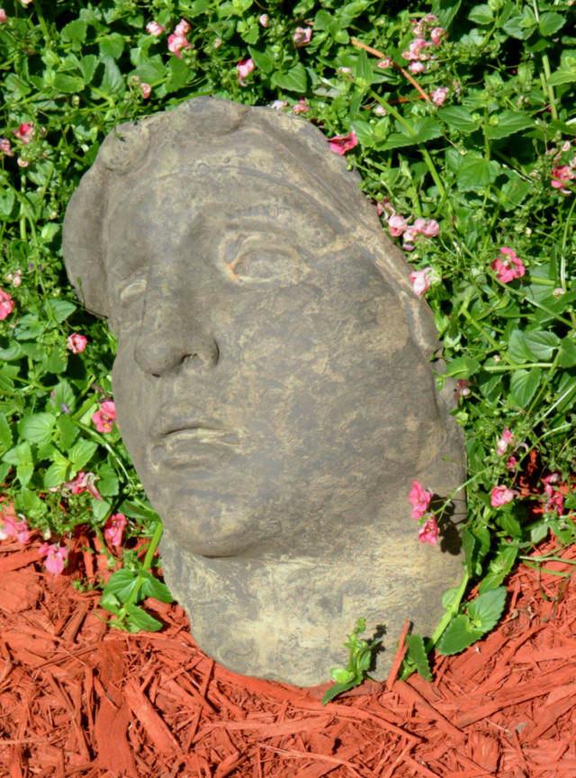 38018 David Face Ruin
