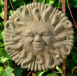 38023 Sun Plaque