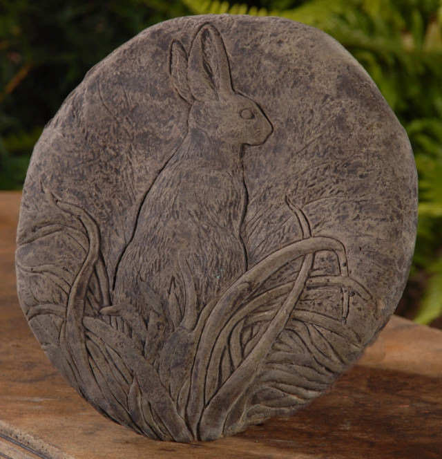 38037 Prairie Rabbit Plaque