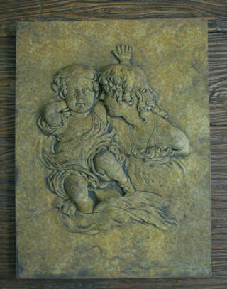 38065 Mother's Whispers Plaque
