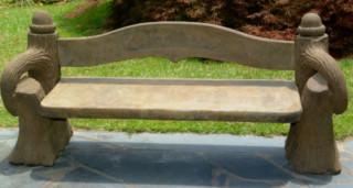 40006 Acorn Bench