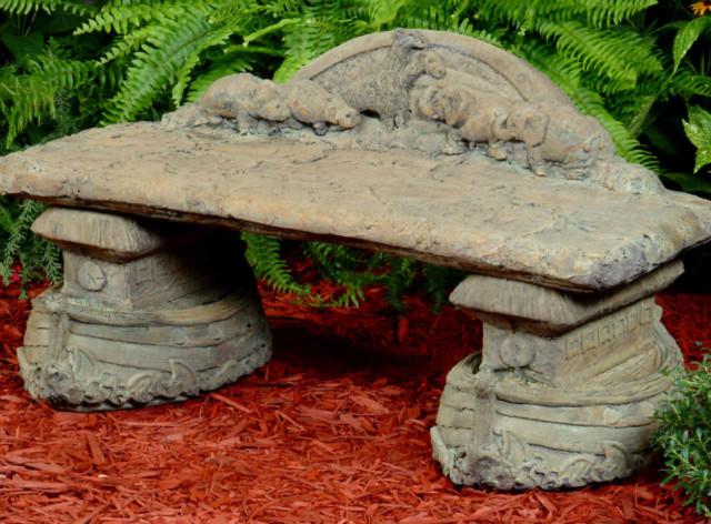 46005 Noah's Ark Bench