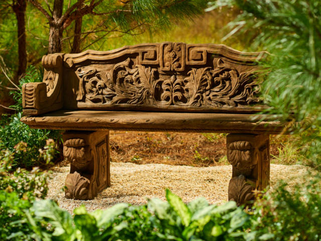 46526 Italian Garden Bench