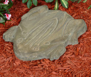48004 Frog Stepping Stone