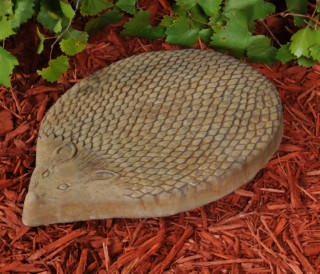 48006 Hedge Hog Stepping Stone