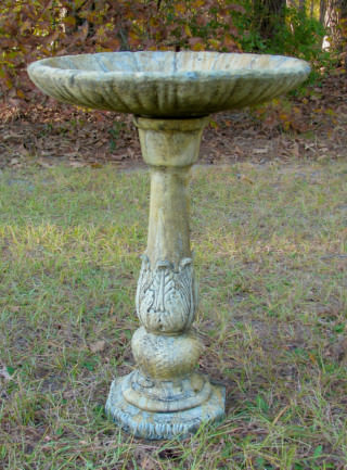 52030 Coble Birdbath *Charleston*