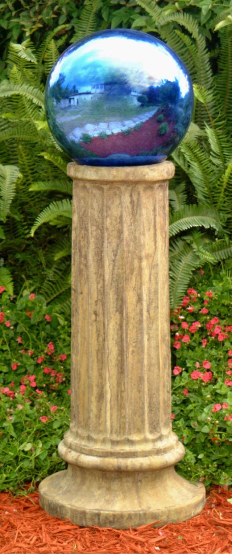 Beau 54000 Doric Sundial Pedestal