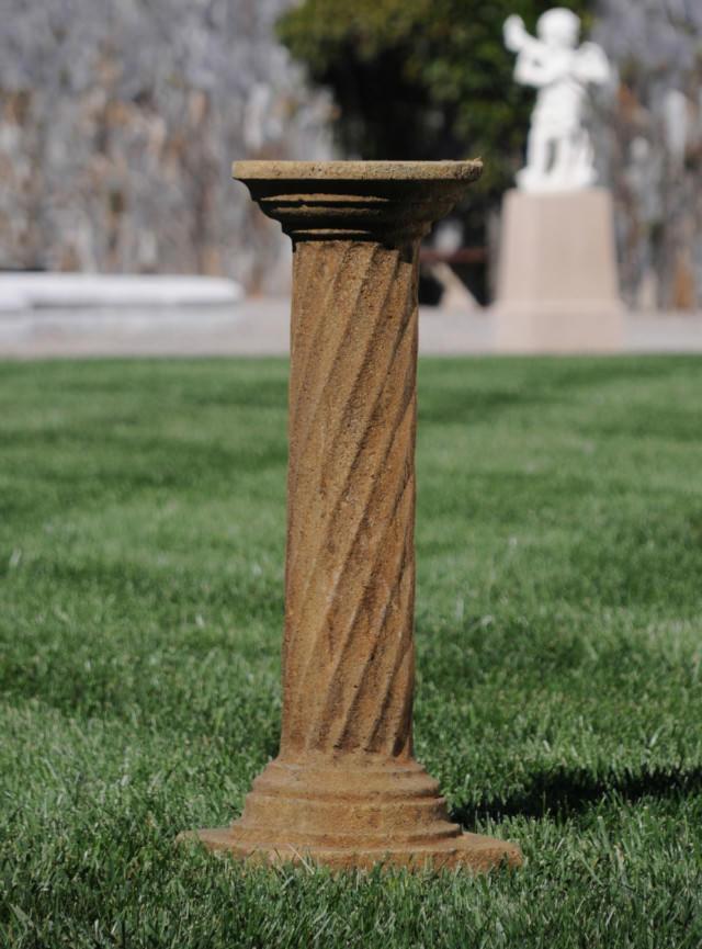 54007 Spiral Column Plant Stand