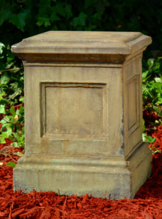 55004 Small Panel Pedestal