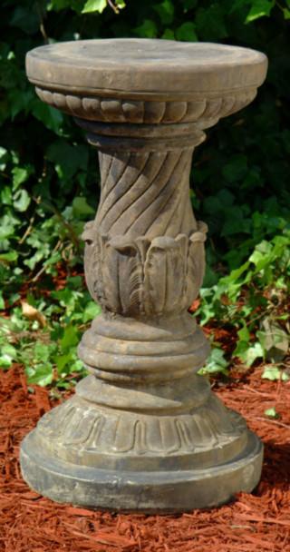 55005 Acanthus Twist Pedestal