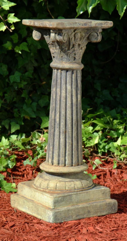 55007 A Small Sicilian Pedestal