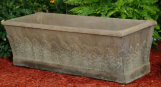 62003 Large English Trough