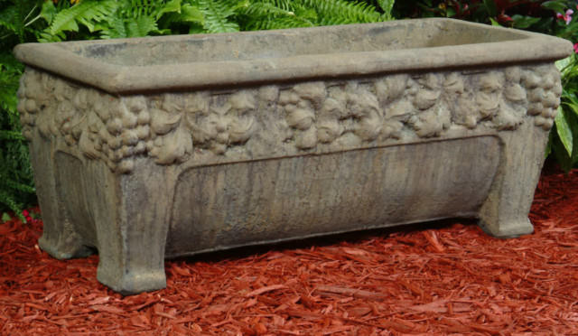 62005 Large Grape Trough