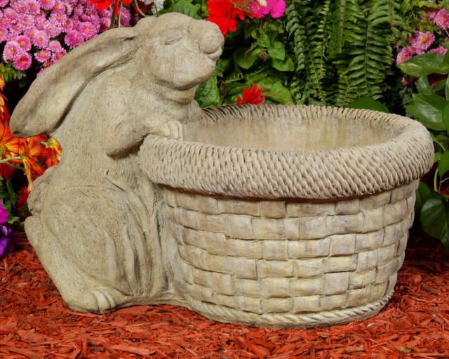 63007 Large Bunny Basket