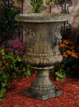 64307 Majestic Griffin Urn