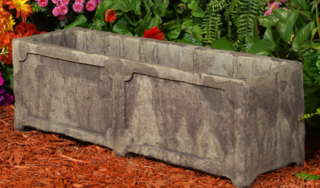 69003 Rectangular Deco Planter