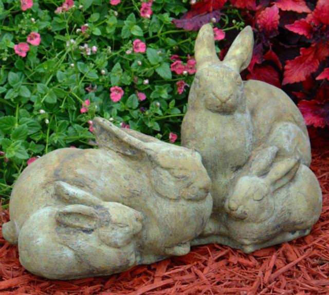 80002 Bunny Family