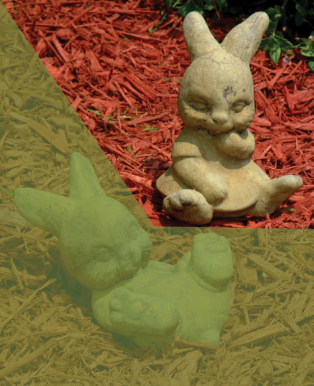 80004 Bashful Bunny - Sitting