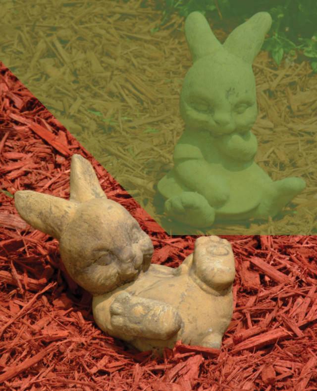 80005 Bashful Bunny - Lying