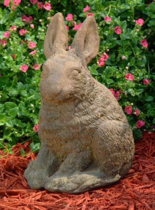 80023 Fat Fuzzy Bunny