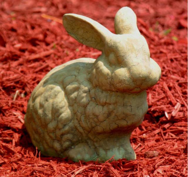 80027 Fluffy Bunny