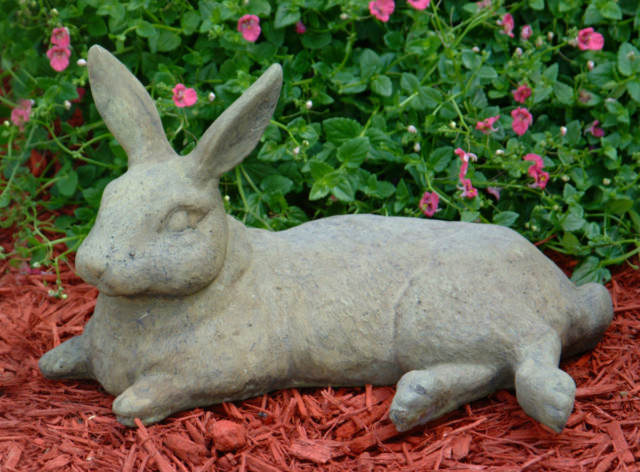 80034 Resting Rabbit