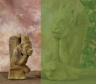 87502 A Small Thinker Gargoyle