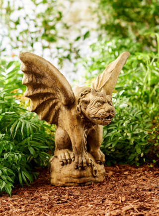 87513 Large Winged Gargoyle