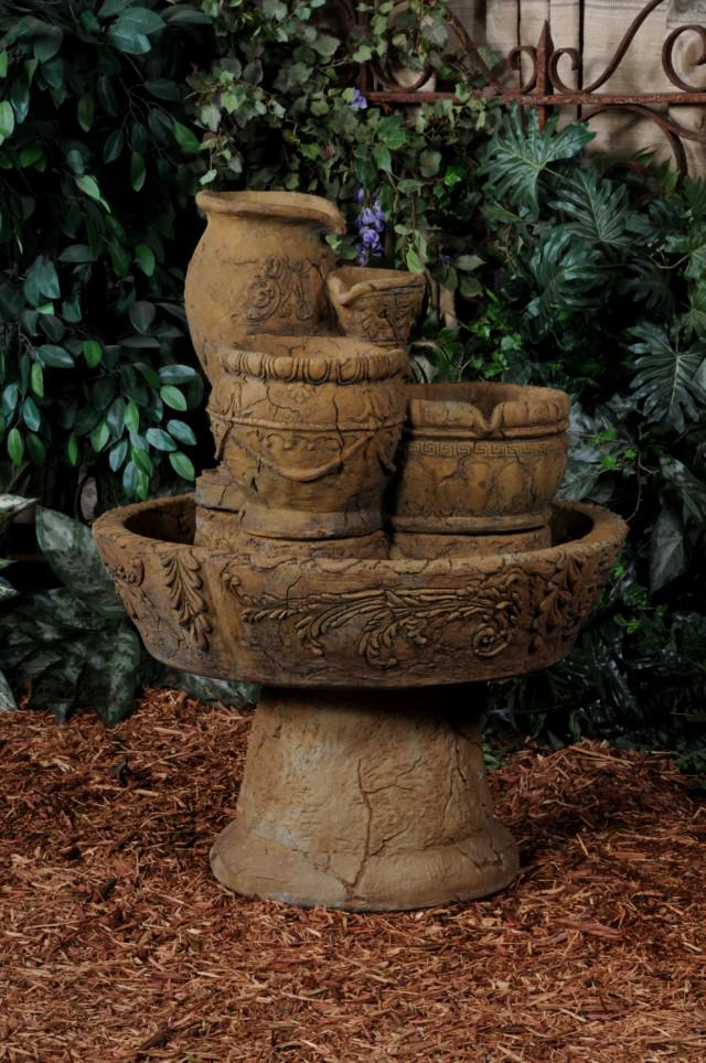 94000 Mediterranean Fountain