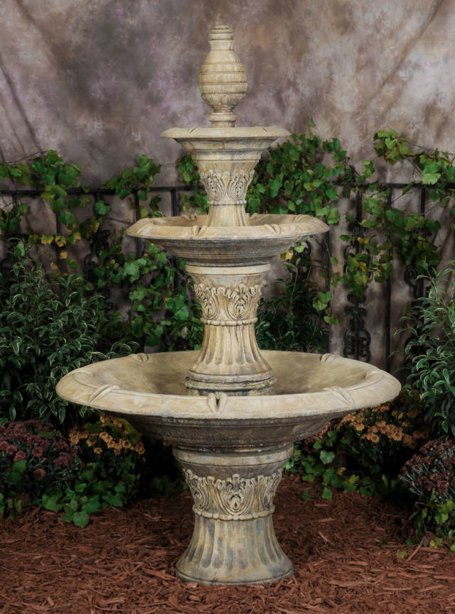 95502 3-Tier Royale Fountain (Self-Contained)